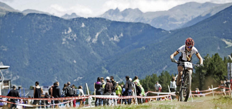 Die wilde Schönheit Andorras musste Helen Grobert links liegen lassen.   | Foto: Thomas Weschta