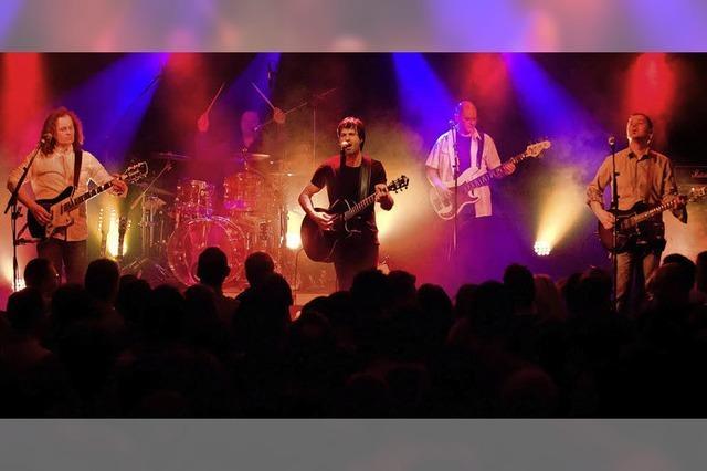 Oli Meier & The Brothers spielen Rock-Klassiker im Stadthaus