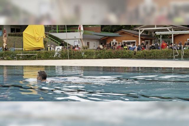 30 Prozent mehr Besucher im Bad
