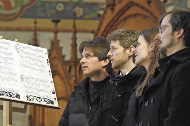 Chorgesänge des Mittelalters mit dem Ensemble Nusmido