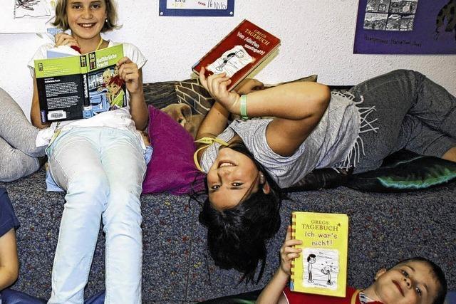 Nachtaktive Bücherfreunde