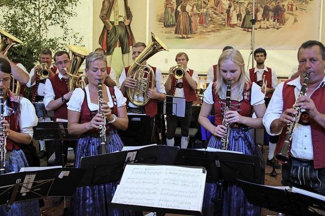 Tolle Musik aus Bayern und der Krain