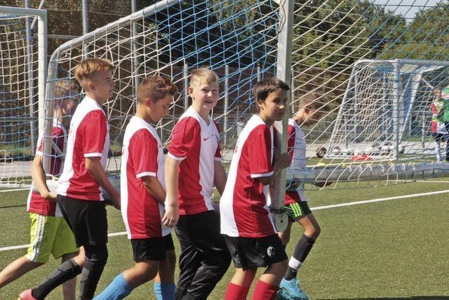 Ein Erlebnis, das Spaß am Fußball fördern will