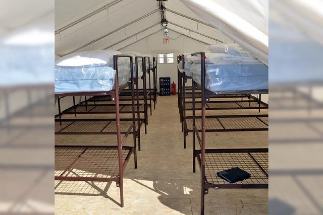 Kreis erwartet noch 1300 Flüchtlinge