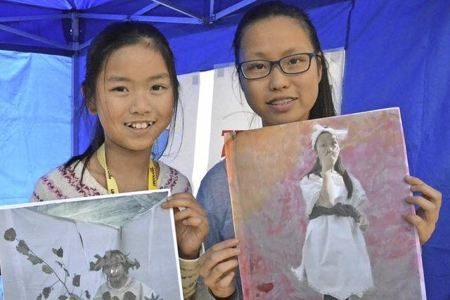BZ-Kinderreporter sammeln Eindrücke auf dem Symposium