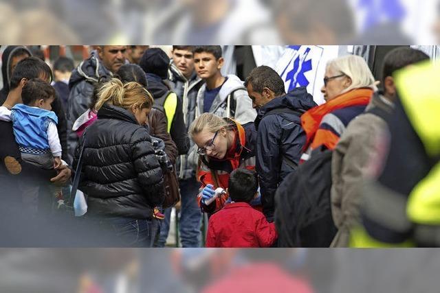 Bundesregierung will sechs Milliarden für Asylbewerber bereitstellen