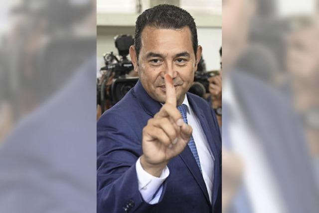 Nach Rücktritt von Präsident Molina folgt Stichwahl im Oktober