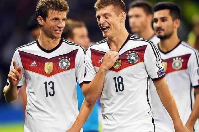DFB-Elf siegt in packendem Match gegen Schottland