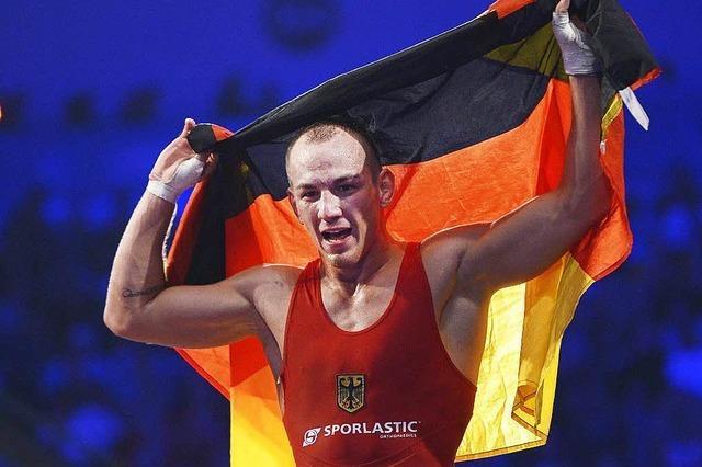 Stäbler wird Weltmeister, Südbadener Öhler scheitert im Viertelfinale