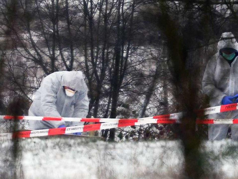 Grausamer Mord in Neuenburg: Landgericht erhebt Anklage  | Foto: dpa
