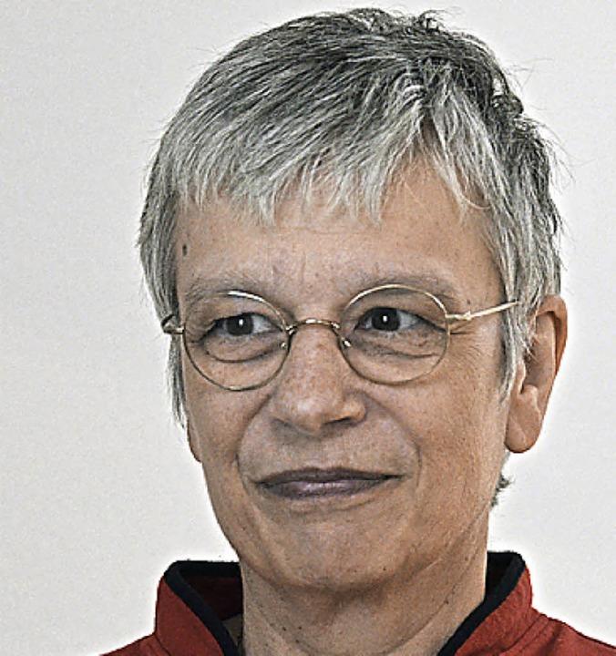 Steffi Bürgin  | Foto: Nikolaus Trenz