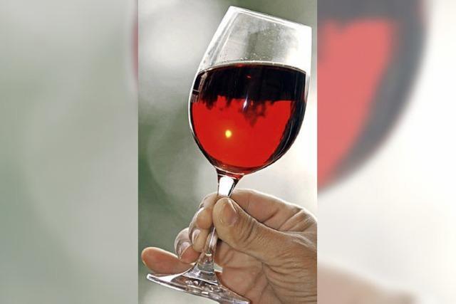 Zwei Tage steht der Kippenheimer Wein im Blickpunkt