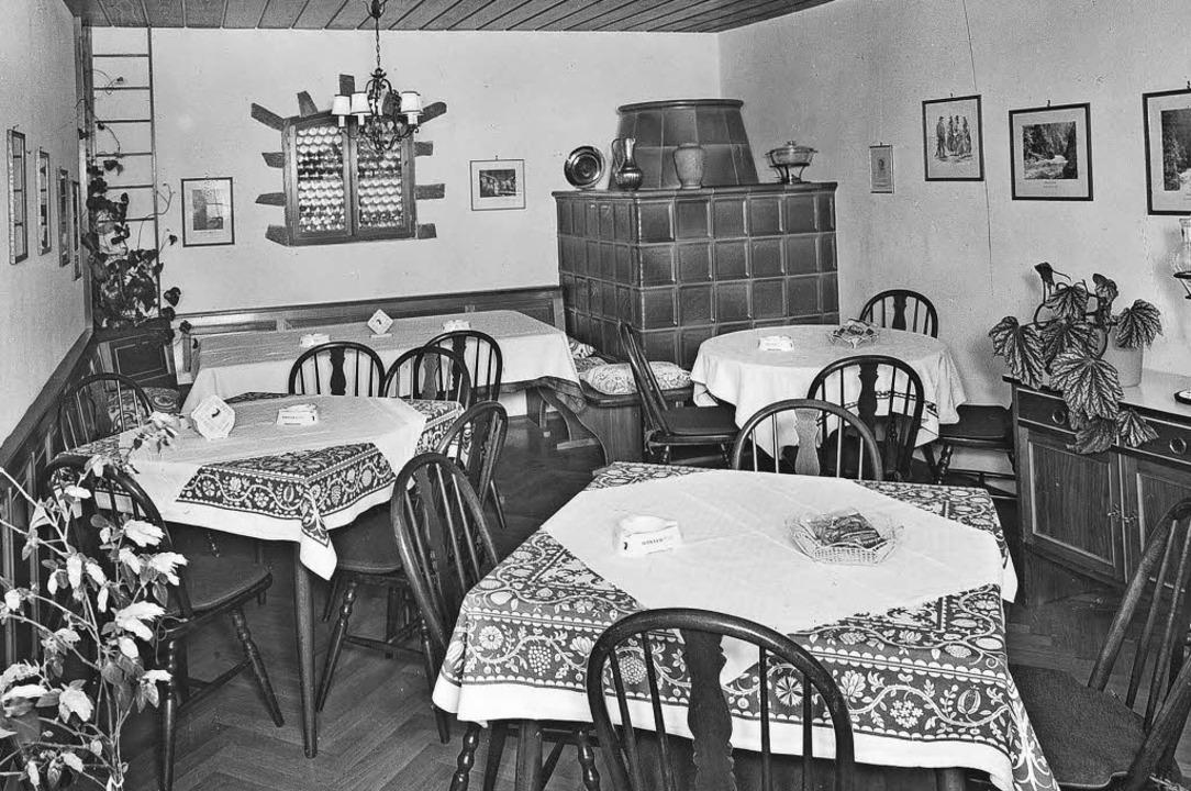 Rund 250 Heimatstuben hat Emil Baader ...Göschweiler zum Tag des Denkmals ein.   | Foto: Privat