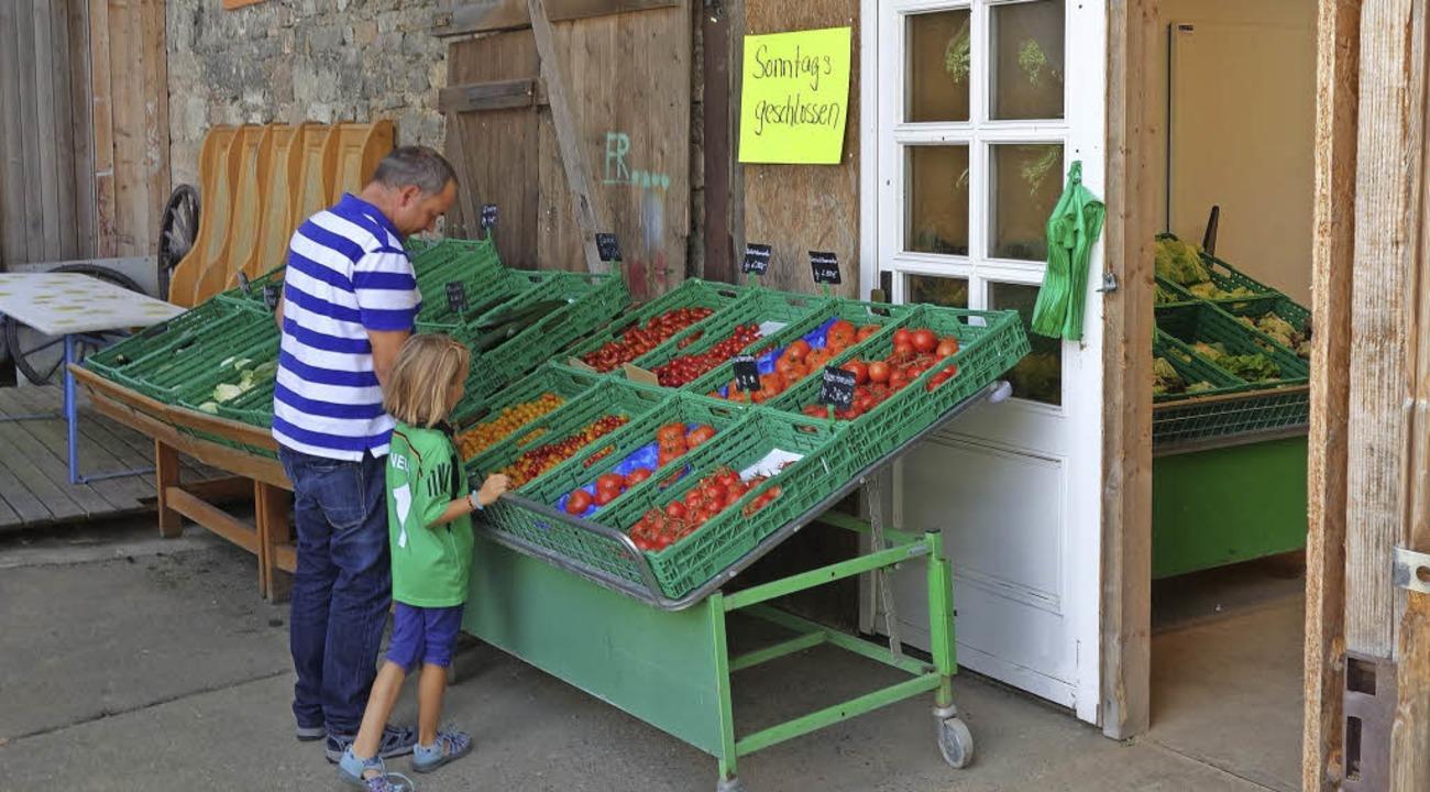 Auch für den Bauernladen wird es ein neues Konzept geben.  | Foto: Danielle Hirschberger