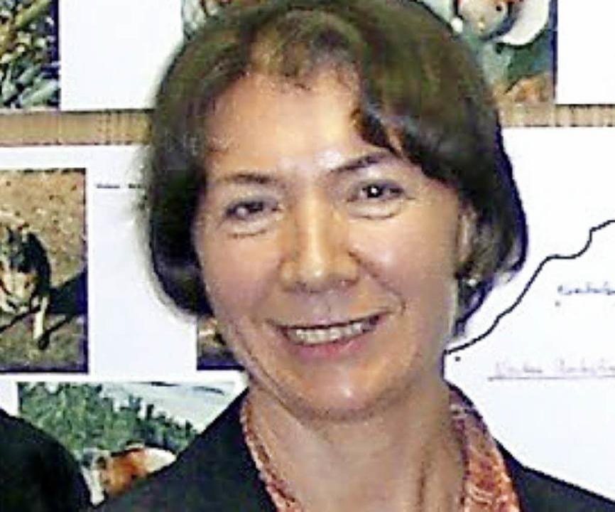 Geneviève Lehmann  | Foto: ZVG