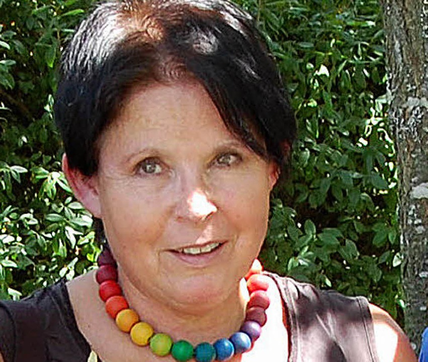 Renate Krüger     Foto: Frey