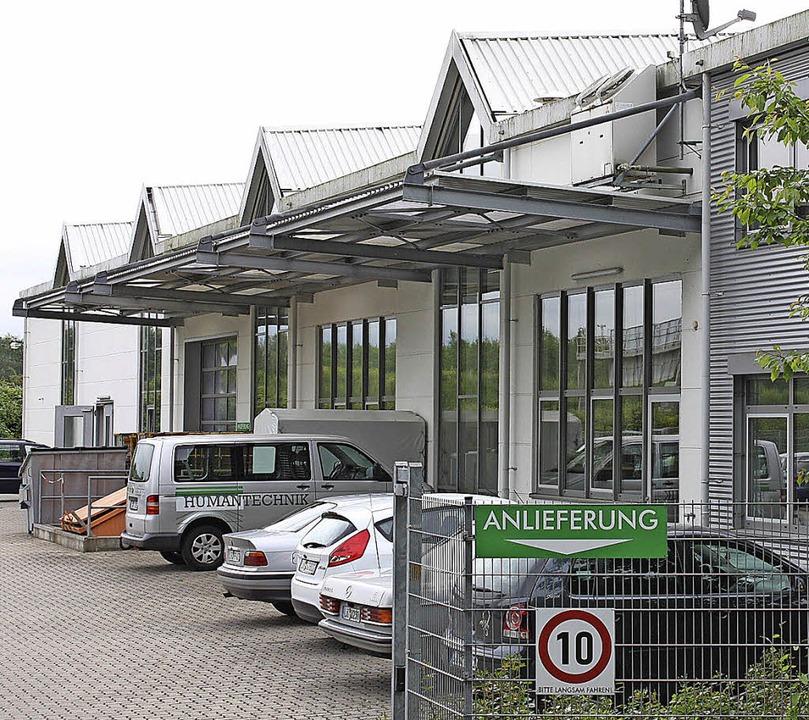 Humantechnik in Märkt baut den Standort aus.     Foto: zVg