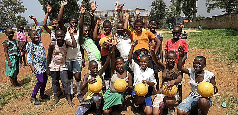 Sport stärkt das Zusammengehörigkeitsgefühl und macht Spaß.  | Foto: zvg