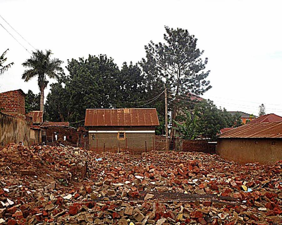 Das Armenviertel in Kampala muss weichen.  | Foto: zvg