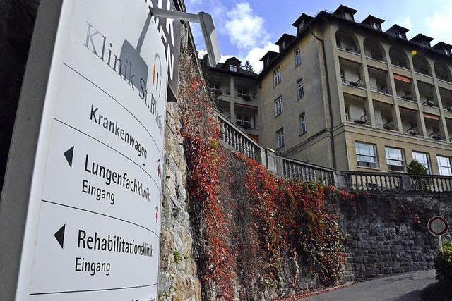 Klinik St. Blasien öffnet zum 18. Lungentag ihre Türen