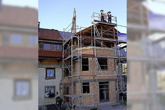 Erfolgreiche Ferien auf der Baustelle