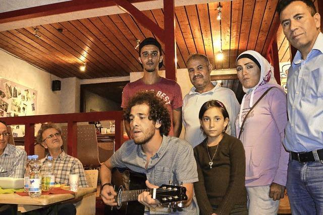 Ein syrischer Abend