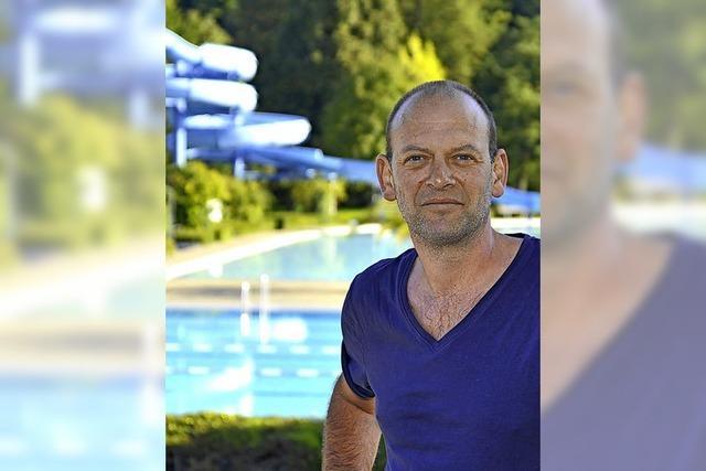 Bademeister Michael Lorenz über das Rekordjahr im Strandbad:
