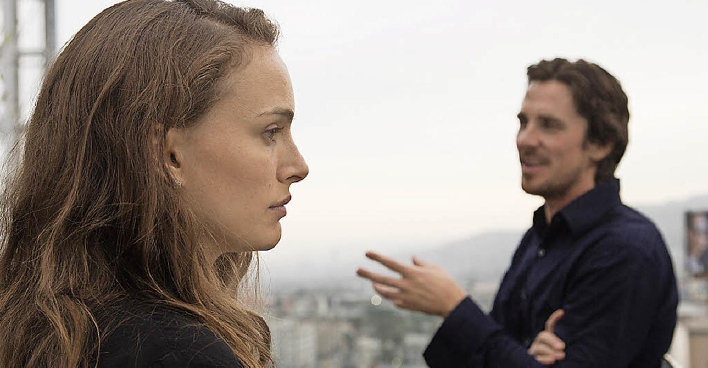 Kann Elizabeth (Natalie Portman) Rick (Christian Bale) retten?   | Foto: Pro