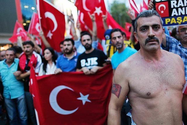 Türkische Nationalisten attackieren Kurden