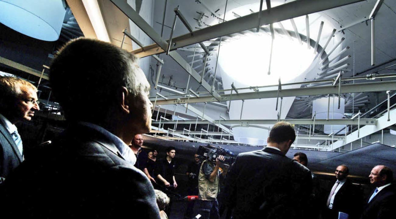Die Abgeordneten sollen künftig bei Tageslicht debattieren.   | Foto: dpa