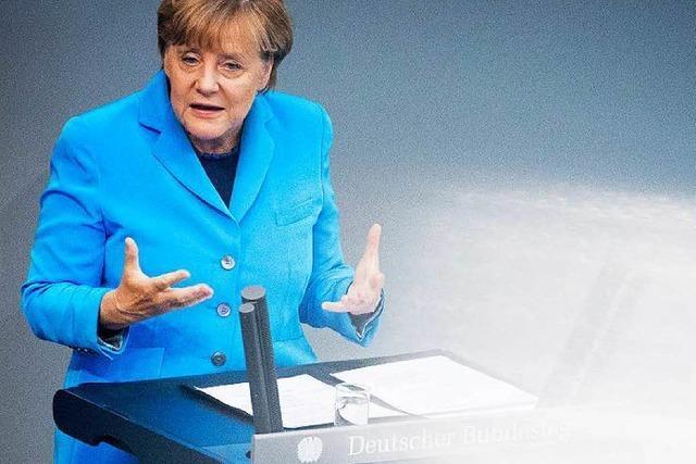 Deutschland in der Rolle des Vorbilds