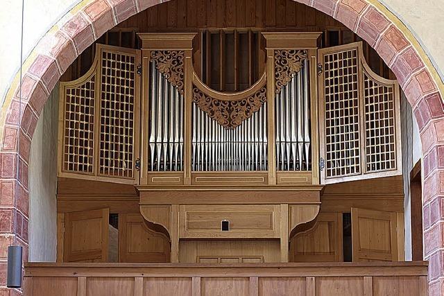Deutscher Orgeltag mit Kantor Marius Mack in St. Cyriak
