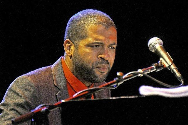 Pianist Jason Moran spielt zum Auftakt des Jazzdor-Festivals