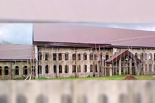 Kirchenbau in Nigeria kommt voran