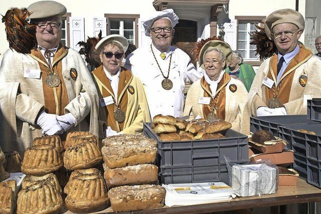 Deutsche Brezel, französisches Croissant