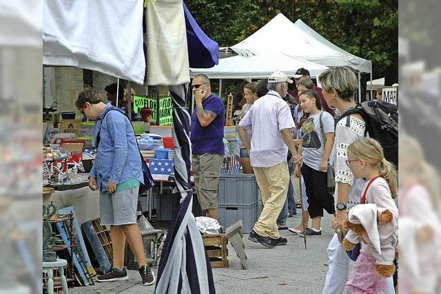 Fünf Märkte beleben die Innenstadt