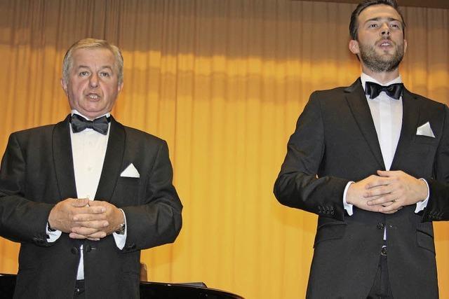 Konzert mit den Operntenören Konrat Debski und Hubert Walawski