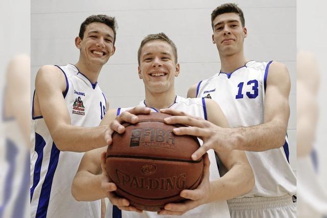 Umbruch und Neubeginn bei den Basketballern