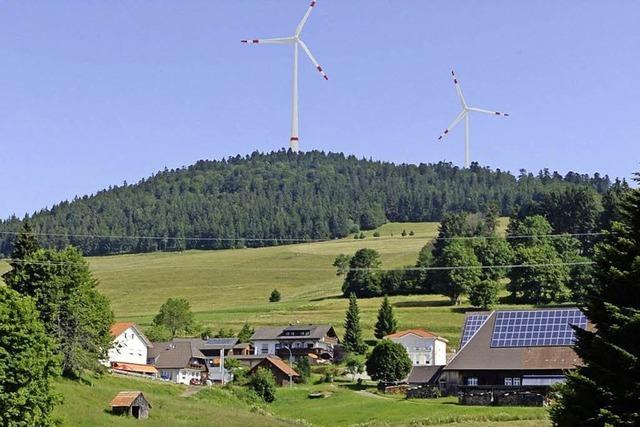 Windkraft läuft aus Gersbacher Sicht nicht rund