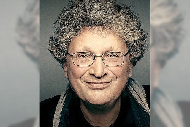 René Jacobs dirigiert
