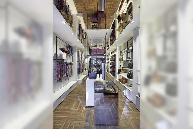 Ladenbauer Ganter Interior verdient prächtig am Wohlstand in der Welt