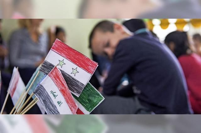 Lehrer für Flüchtlingskinder werden dringend gesucht