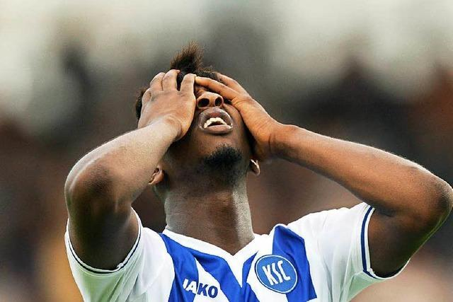 Unruhe beim Karlsruher SC nach verkorkstem Saisonstart