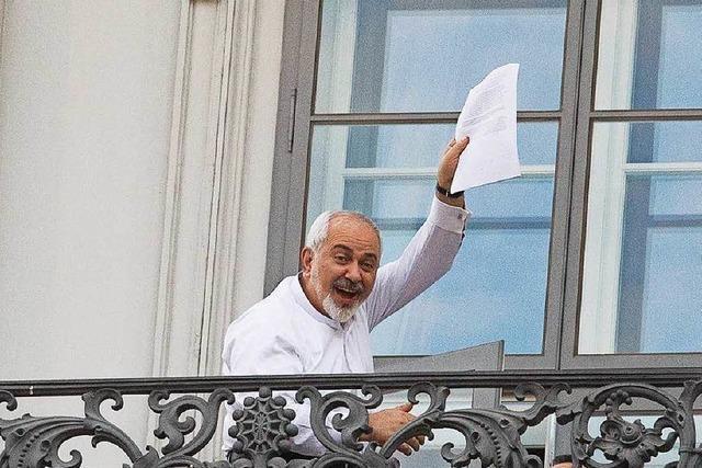 Iran will wieder mitmischen – vor allem in der Wirtschaft