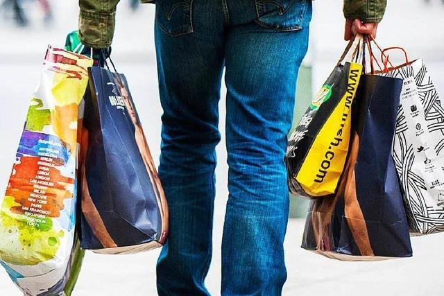 Südbadens Einzelhandel profitiert vom starken Franken