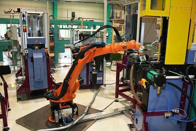 Simonswälder Maschinenbauer gerettet