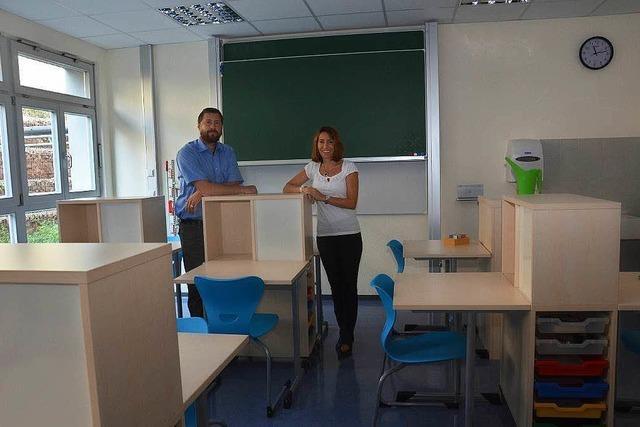 In Breisach startet die Gemeinschaftsschule
