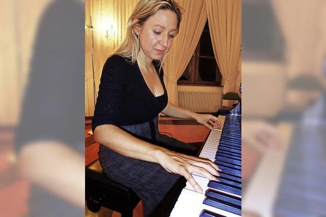 Clara Wieck, Clara Schumann und Robert Schuman mit Pianistin Ragna Schirmer in Bonndorf