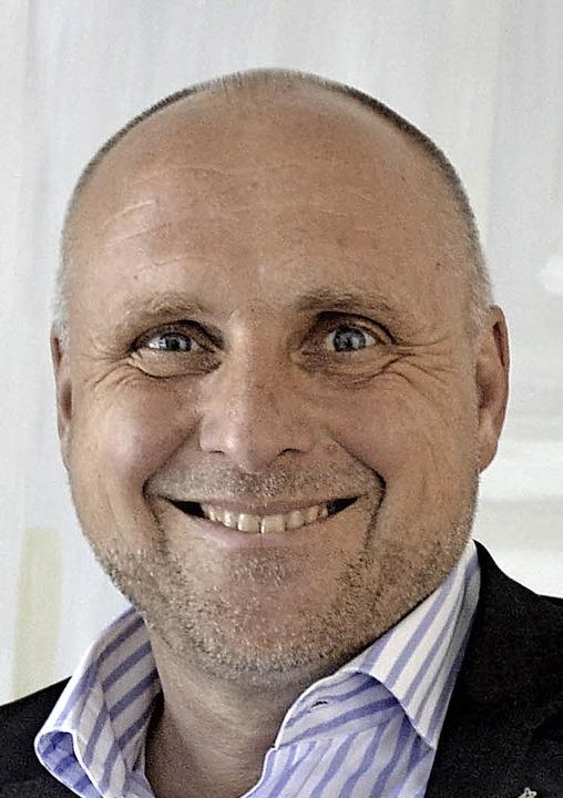 Oberbürgermeister Stefan Schlatterer  | Foto: Chiara Jaeger
