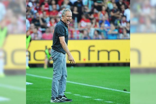 Live-Ticker zum Nachlesen: 1. FC Kaiserslautern – SC Freiburg 0:2
